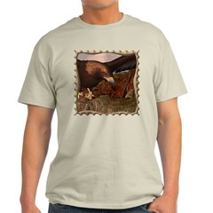 Flight of the Eagle Close Up Light T-Shirt