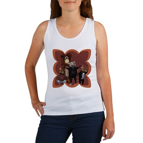 Hickory, Dickory, Dock Women's Tank Top
