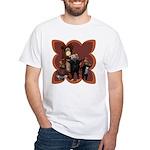 Hickory, Dickory, Dock White T-Shirt