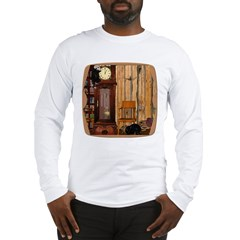HDD Up the Clock! Long Sleeve T-Shirt
