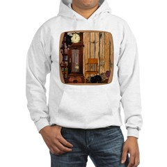 HDD Up the Clock! Hooded Sweatshirt