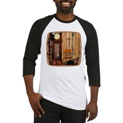 HDD Up the Clock! Baseball Jersey
