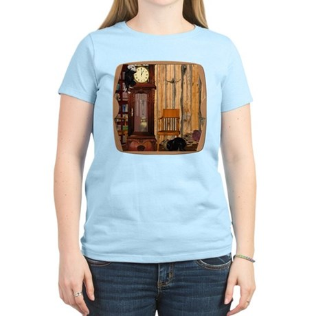HDD Up the Clock! Women's Light T-Shirt