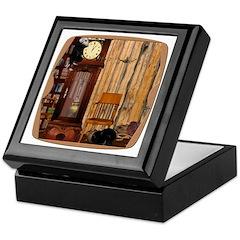 HDD Up the Clock! Keepsake Box