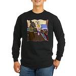 HDD Safe At Last! Long Sleeve Dark T-Shirt
