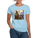 HDD Safe At Last! Women's Light T-Shirt
