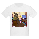 HDD Safe At Last! Kids Light T-Shirt