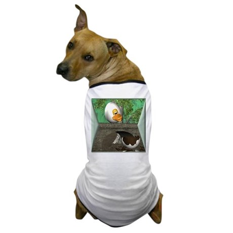 Humpty Dumpty Dog T-Shirt