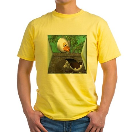 Humpty Dumpty Yellow T-Shirt