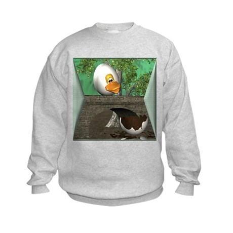 Humpty Dumpty Kids Sweatshirt