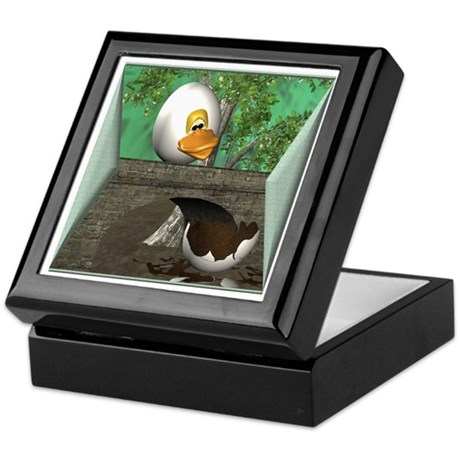 Humpty Dumpty Keepsake Box