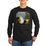 HD and Coutchie-Coulou Long Sleeve Dark T-Shirt