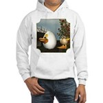 HD and Coutchie-Coulou Hooded Sweatshirt