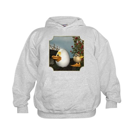 HD and Coutchie-Coulou Kids Hoodie
