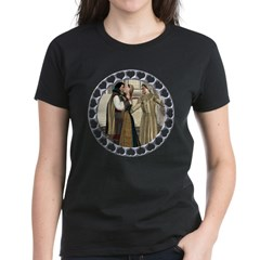 HD - A Princess Won! Women's Dark T-Shirt