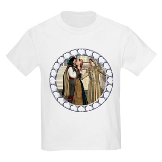 HD - A Princess Won! Kids Light T-Shirt