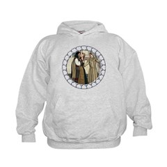 HD - A Princess Won! Kids Hoodie