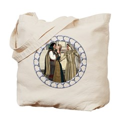 HD - A Princess Won! Tote Bag