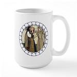 HD - A Princess Won! Large Mug
