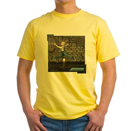 Jack Be Nimble Yellow T-Shirt