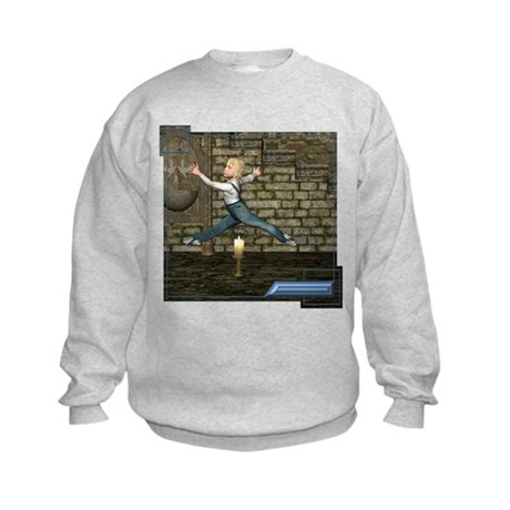 Jack Be Nimble Kids Sweatshirt