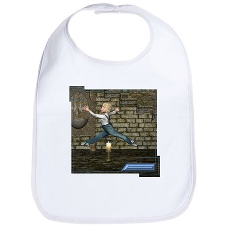 Jack Be Nimble Bib