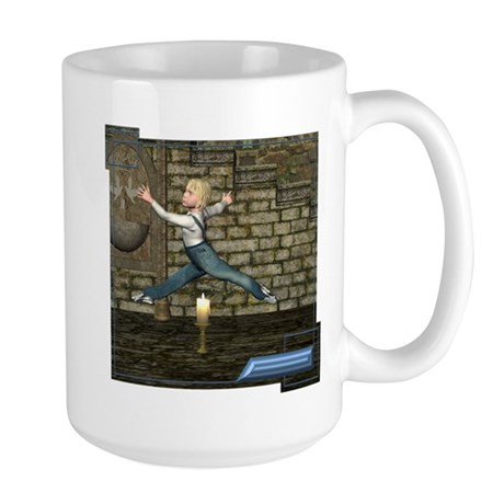 Jack Be Nimble Large Mug