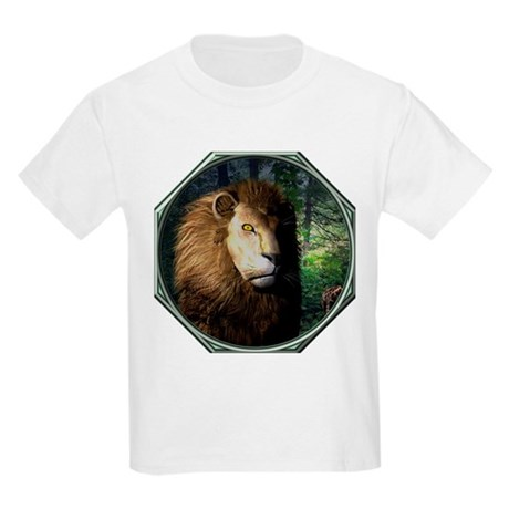 King of the Jungle Kids Light T-Shirt