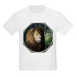 King of the Jungle Kids Light T-Shirt