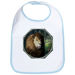 King of the Jungle Bib