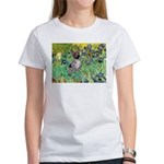 Irises-Am.Hairless T Women's T-Shirt