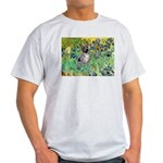Irises-Am.Hairless T Light T-Shirt