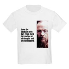 "Dostoevsky ""Animals"" T-Shirt"