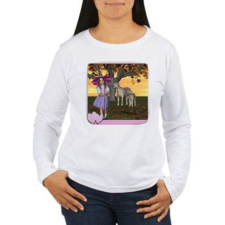 Little Bo-Peep Women's Long Sleeve T-Shirt