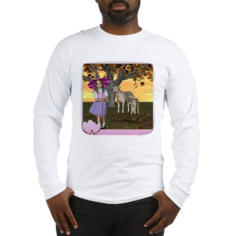 Little Bo-Peep Long Sleeve T-Shirt