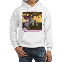 Little Bo-Peep Hooded Sweatshirt