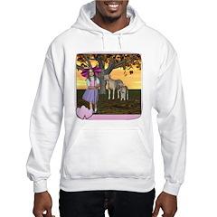 Little Bo-Peep Hooded Sweatshirt