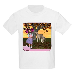 Little Bo-Peep Kids Light T-Shirt