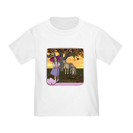 Little Bo-Peep Toddler T-Shirt