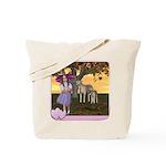 Little Bo-Peep Tote Bag
