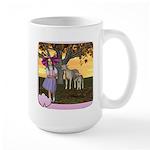 Little Bo-Peep Large Mug