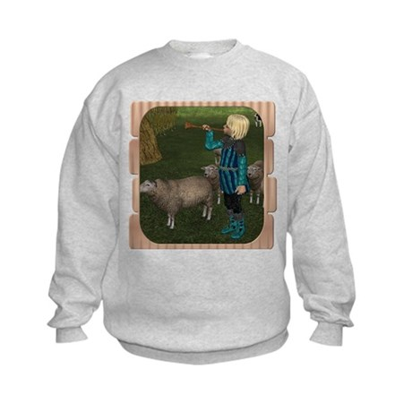LLB - Blow Your Horn! Kids Sweatshirt