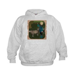 LLB - Blow Your Horn! Kids Hoodie