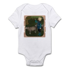 LLB - Blow Your Horn! Infant Bodysuit