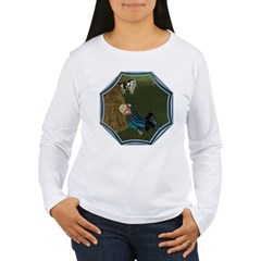 LBB - Asleep in the Hay! Women's Long Sleeve T-Shi