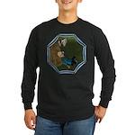LBB - Asleep in the Hay! Long Sleeve Dark T-Shirt