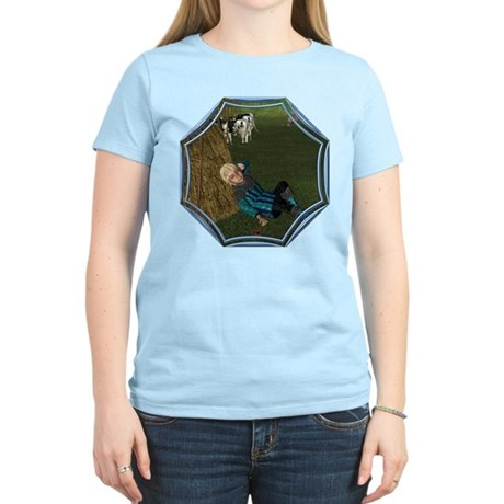 LBB - Asleep in the Hay! Women's Light T-Shirt