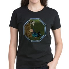 LBB - Asleep in the Hay! Women's Dark T-Shirt