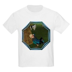 LBB - Asleep in the Hay! Kids Light T-Shirt