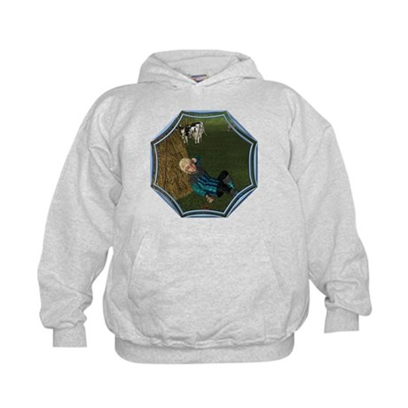 LBB - Asleep in the Hay! Kids Hoodie